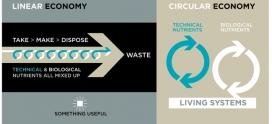 Dall'Economia Lineare all'Economia Circolare: tutto pronto per il primo corso di formazione sull'Economia Circolare.